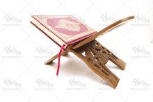 تصویر رحل و قرآن
